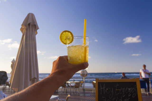 Cheap booze is one of the bizarre tourist complaints from Gran Canaria
