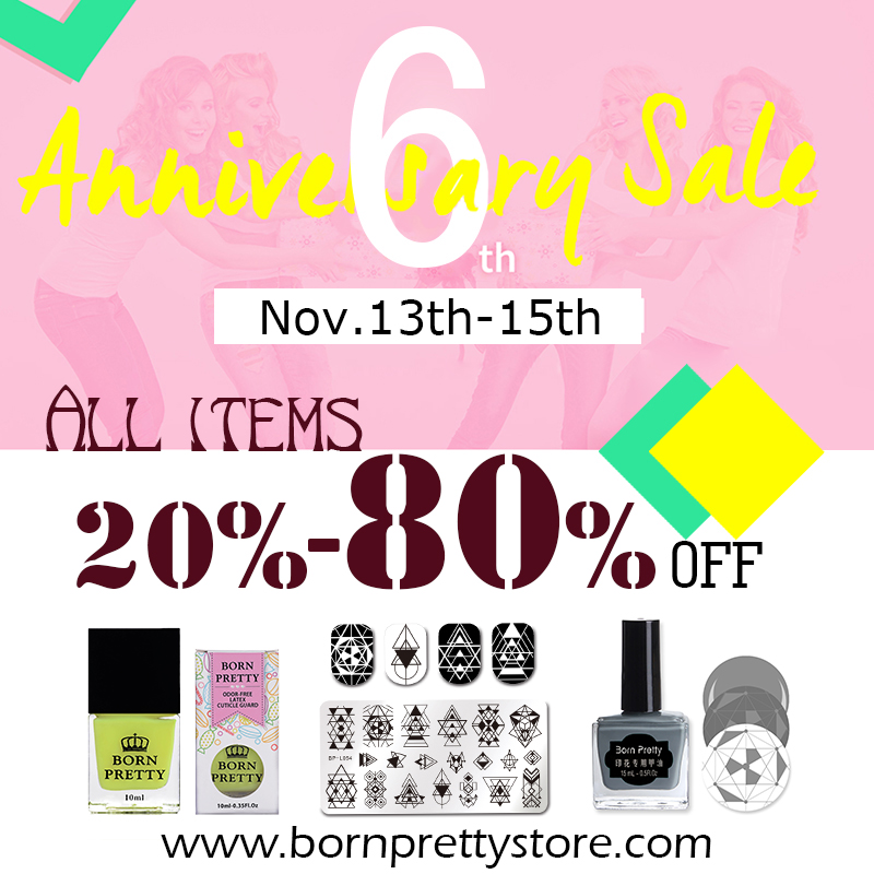 BornPretty Store Sale!