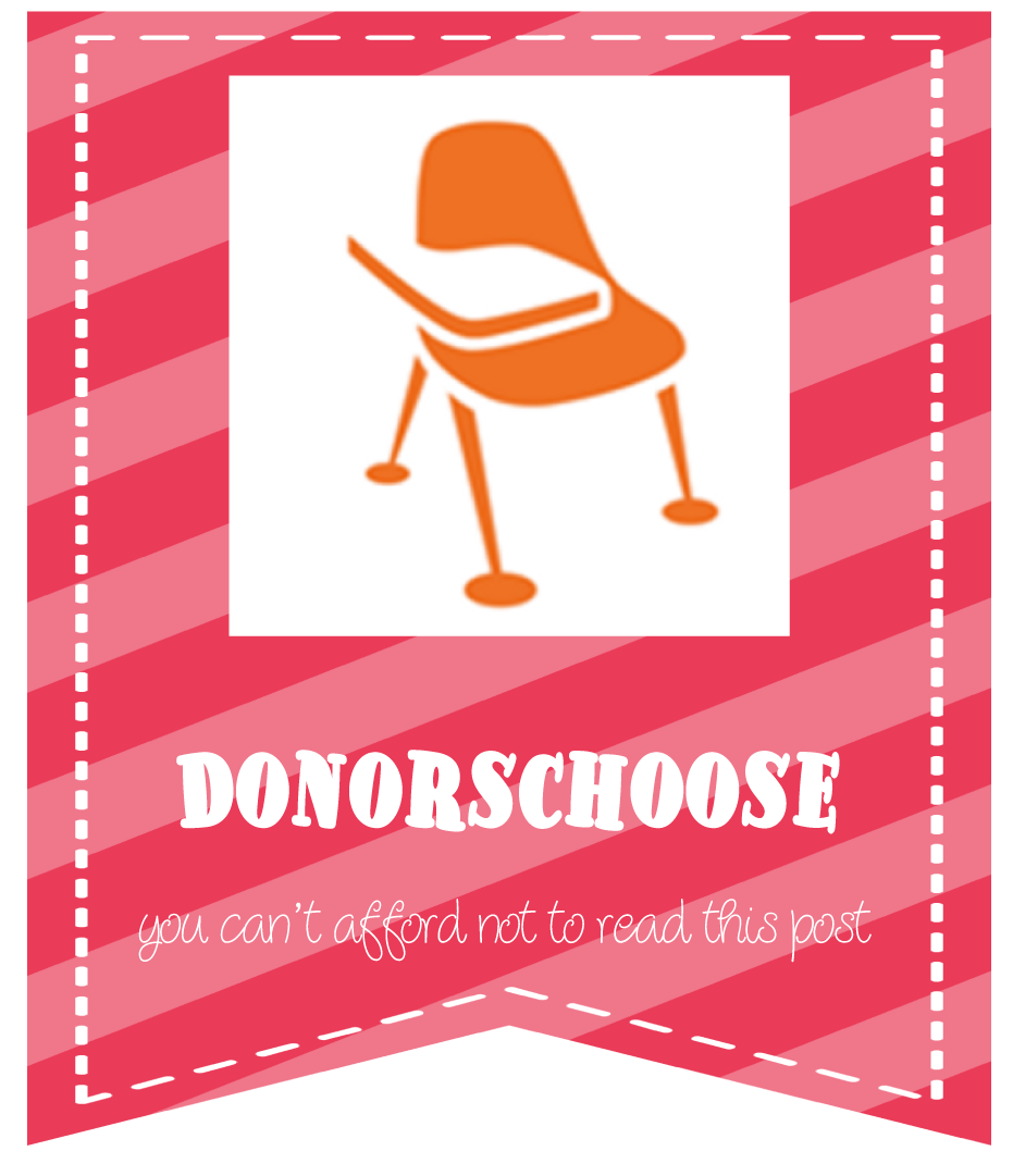 Fab Fav: DonorsChoose