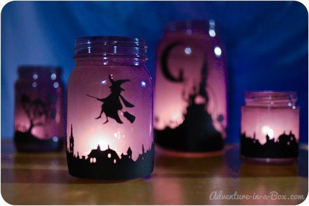 Как сделать светящийся фонарик ночник - Stroy portal