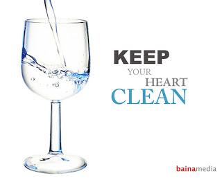Hati yang Bersih