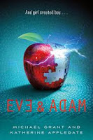 book cover of Eve & Adam by Michael Grant and Katherine Applegate