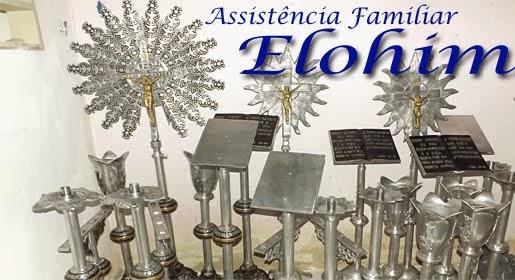 ATENDIMENTO ESPECIAL ELOHIM