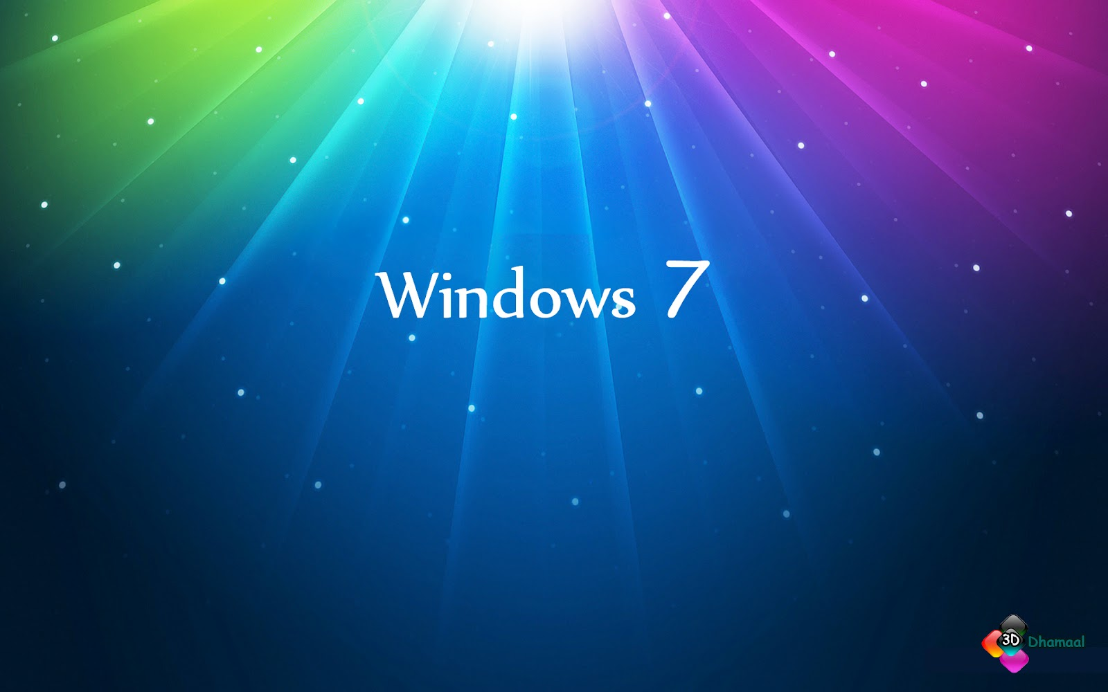 3d wallpaper hd: windows 7 aurora colors wallpaper