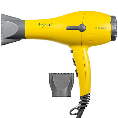 Drybar, Drybar blowout, Drybar blowdryer, Drybar Buttercup Blow Dryer, Drybar blow dryer, blowdryer, blow dryer, blowout, hair, hair products, Drybar hair products, Drybar salon