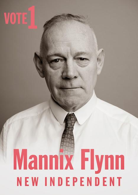 Cllr Mannix Flynn