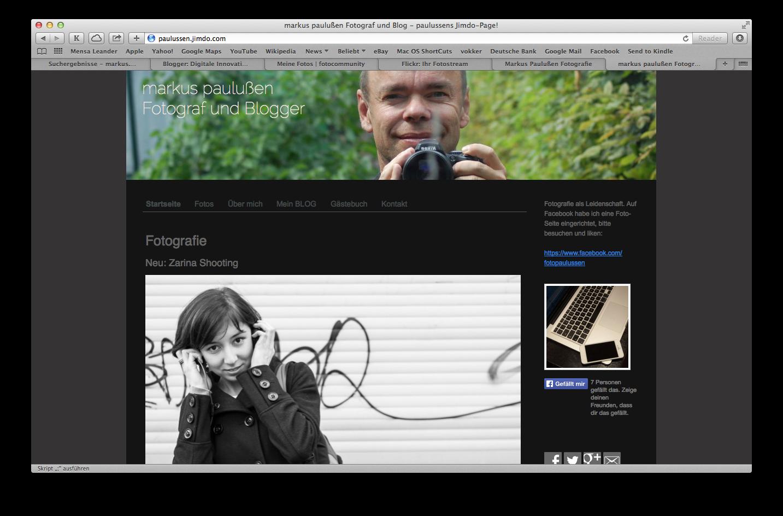 Wo Fotos veröffentlichen? Facebook, fotocommunity und Flickr - welche Angebote sind sinnvoll.