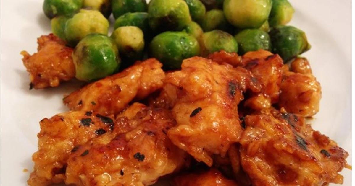Cuisine 2 soeurs poulet saut au miel passe plats entre - Passe plats pour cuisine ...