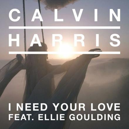 #listen: Calvin Harris confirms I Need Your Love (ft. Ellie Goulding) as next single!