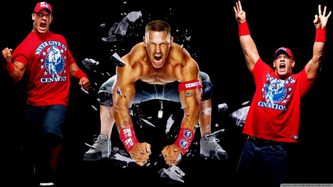 John Cena Wallpaper full HD Widescreen