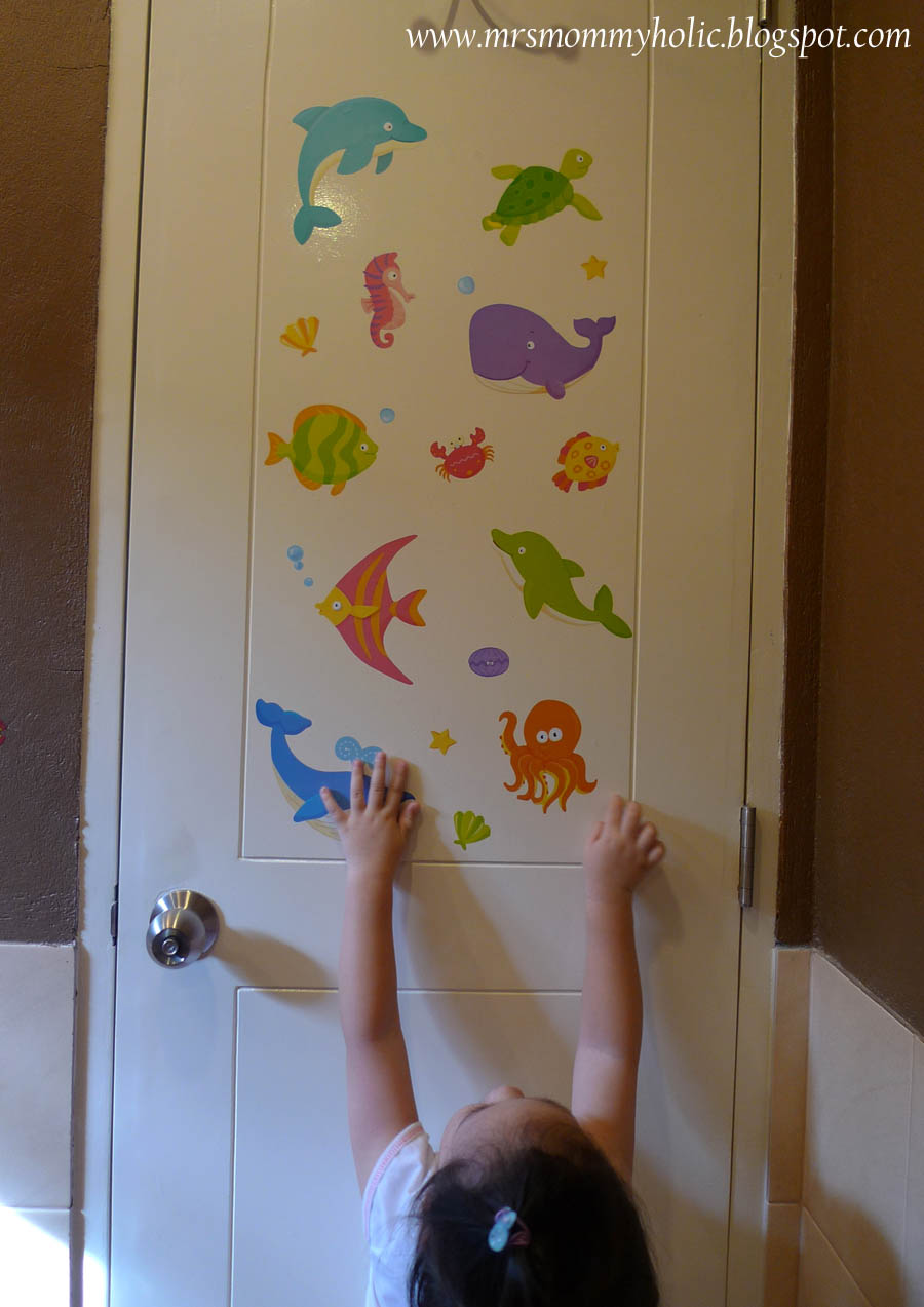 MrsMommyHolic Wall Stickers For Kids - Wall decals divisoria