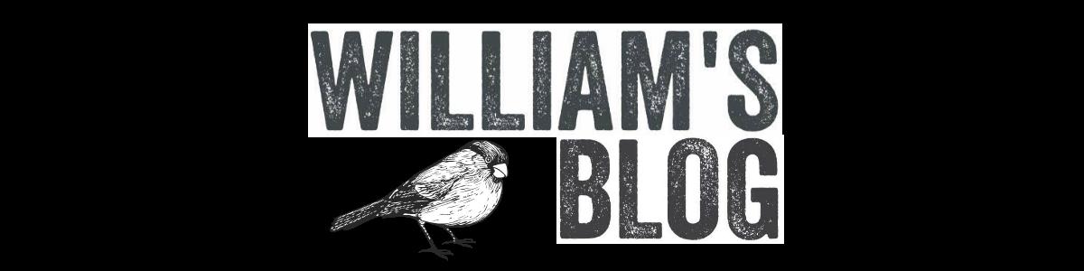 William's Blog