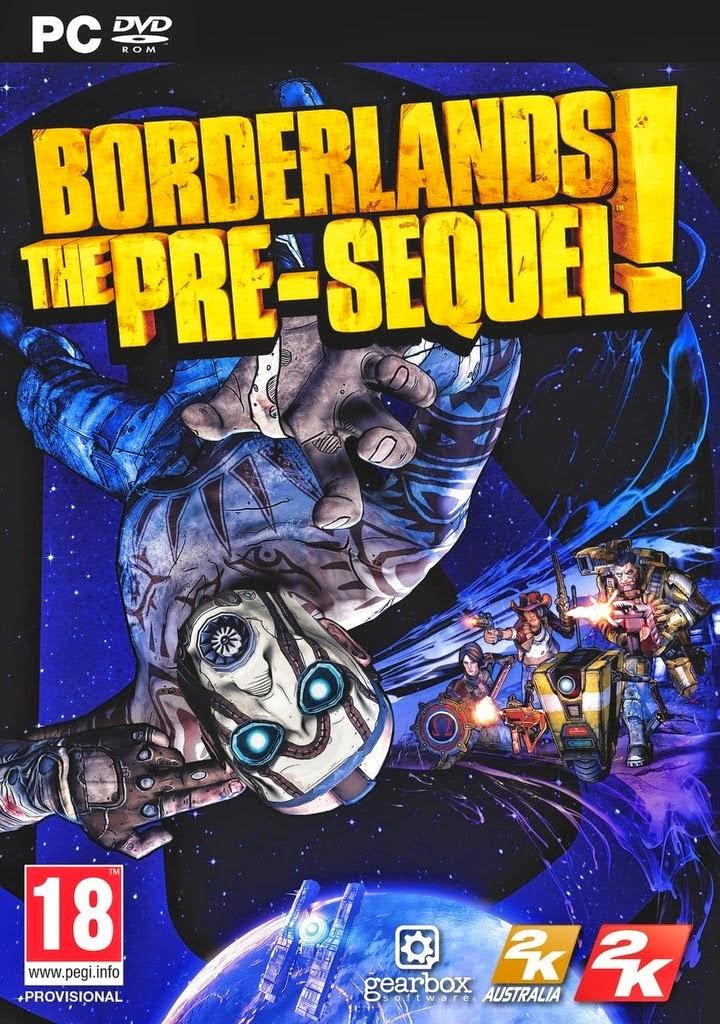 eagle3zio PC Games: Borderlands The Pre Sequel Borderlands Pre Sequel Pc Trainer