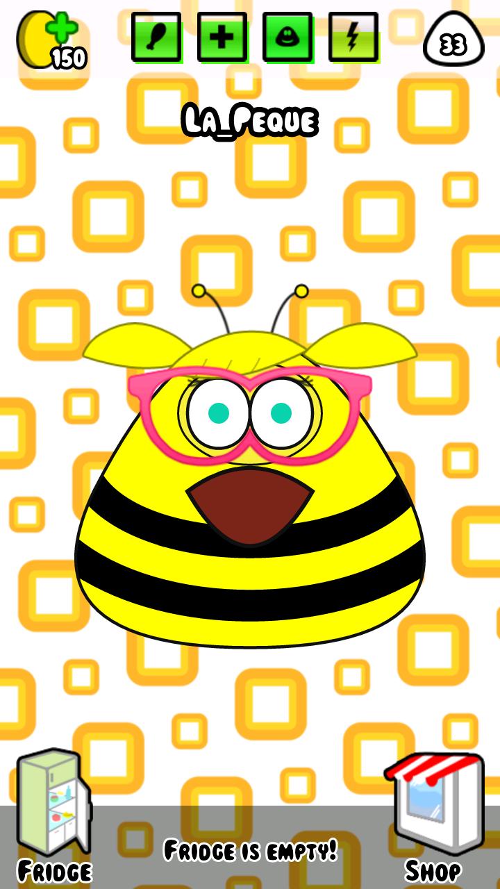 pou abeja