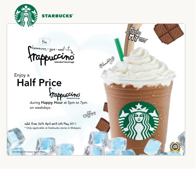 advertising and promotions for starbucks Check out the eight facebook ad templates you can use, and 13 of the best   getting viewers to shift their attention to the promotion right away.