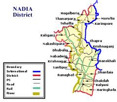 NADIA DISTRICT