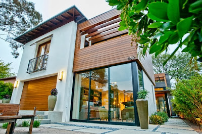 Contoh Foto Desain Rumah Yang Unik