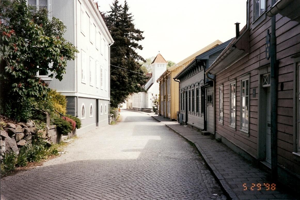 västra gatan kungälv