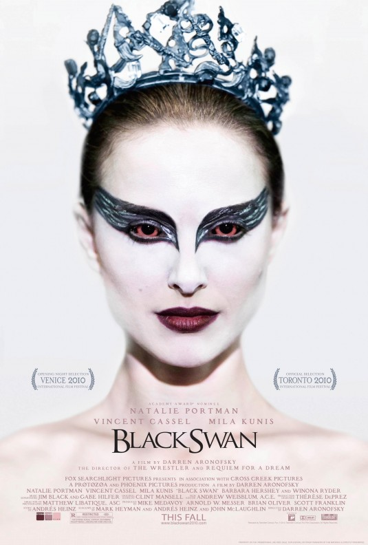 black swan poster locandina