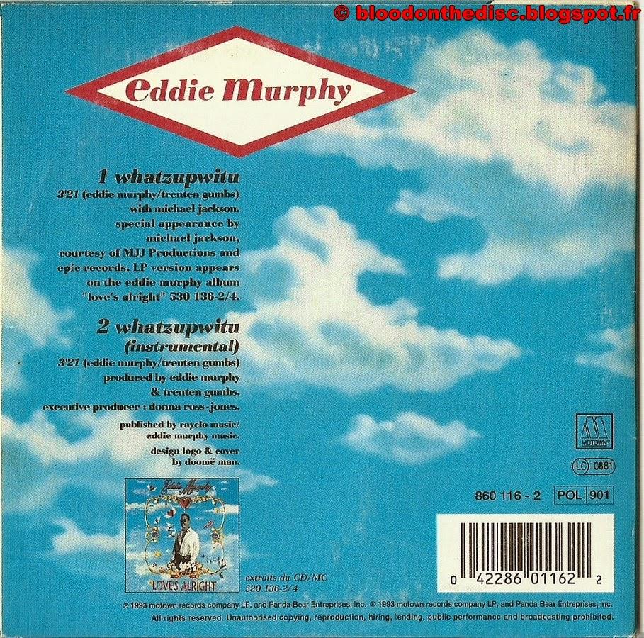 Whatzupwitu pochette arrière CD Single