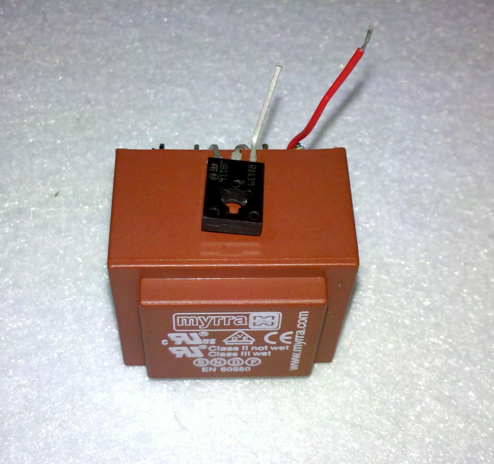 Do it yourself gadgets simple 2000 volts transformer do it yourself gadgets simple 2000 volts transformer electrostatic sticky notes solutioingenieria Images
