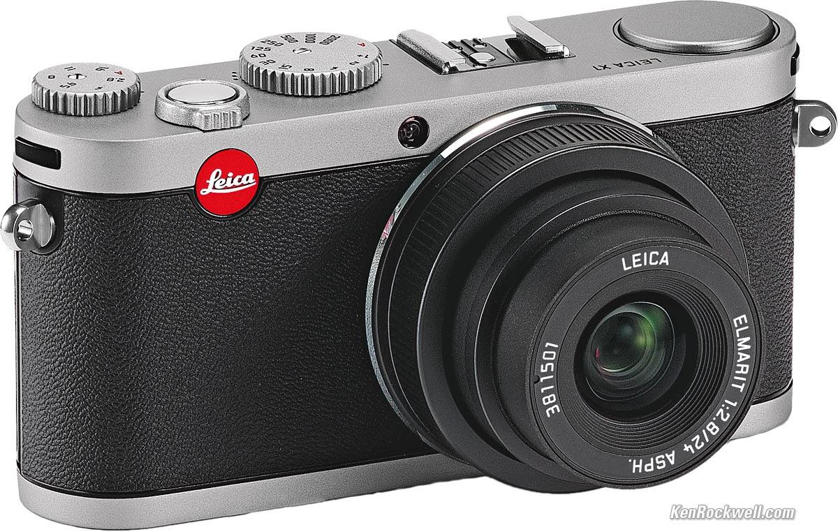 Kamera Leica X1 Spesifikasi Harga