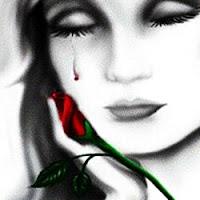 Coração sofrendo