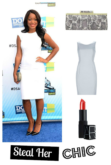 Steal Her Chic: Keke Palmer At Do Something Awards