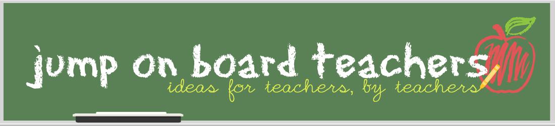 Jump On Board Teachers