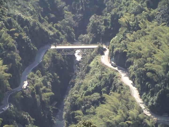 Paso del Rio Guarinó