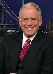 David Letterman Scholarships
