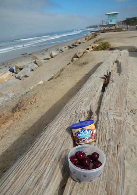 Blue%2BDiamond%2BSea%2BSalt%2BDark%2BChocolate%2BAlmonds%2Band%2BCherries%2BSnack Weight Loss Recipes Flavor Your Adventure: Beach Day Snacks