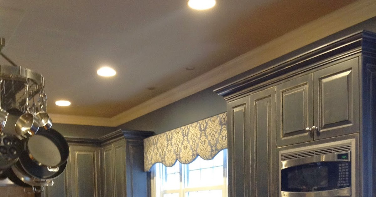 Blue Gray Kitchen Cabinets Paint Colors