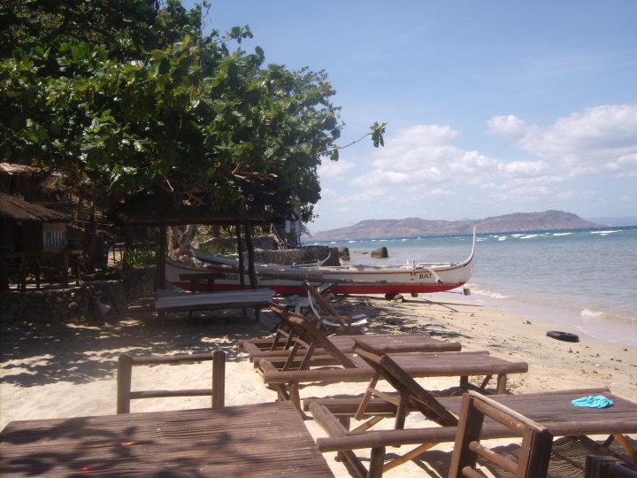 Labels beach calatagan batangas sunrise cove travel