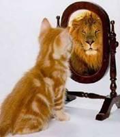 Eres como un espejo para mi
