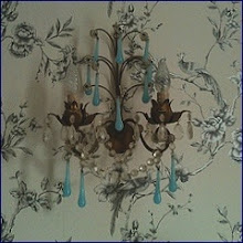 My bedroom wall-lights....