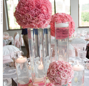 Fuchsia Wedding Decorations