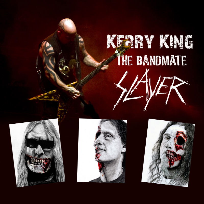 Kerry King is on a mission to kill Slayer legacy  Contract disputes    Kerry King Meme