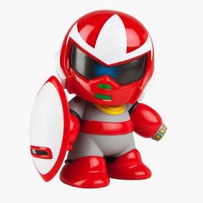 San Diego Comic-Con 2015 Exclusive Mega Man Variant Vinyl Figures by Kidrobot x Capcom - Break Man