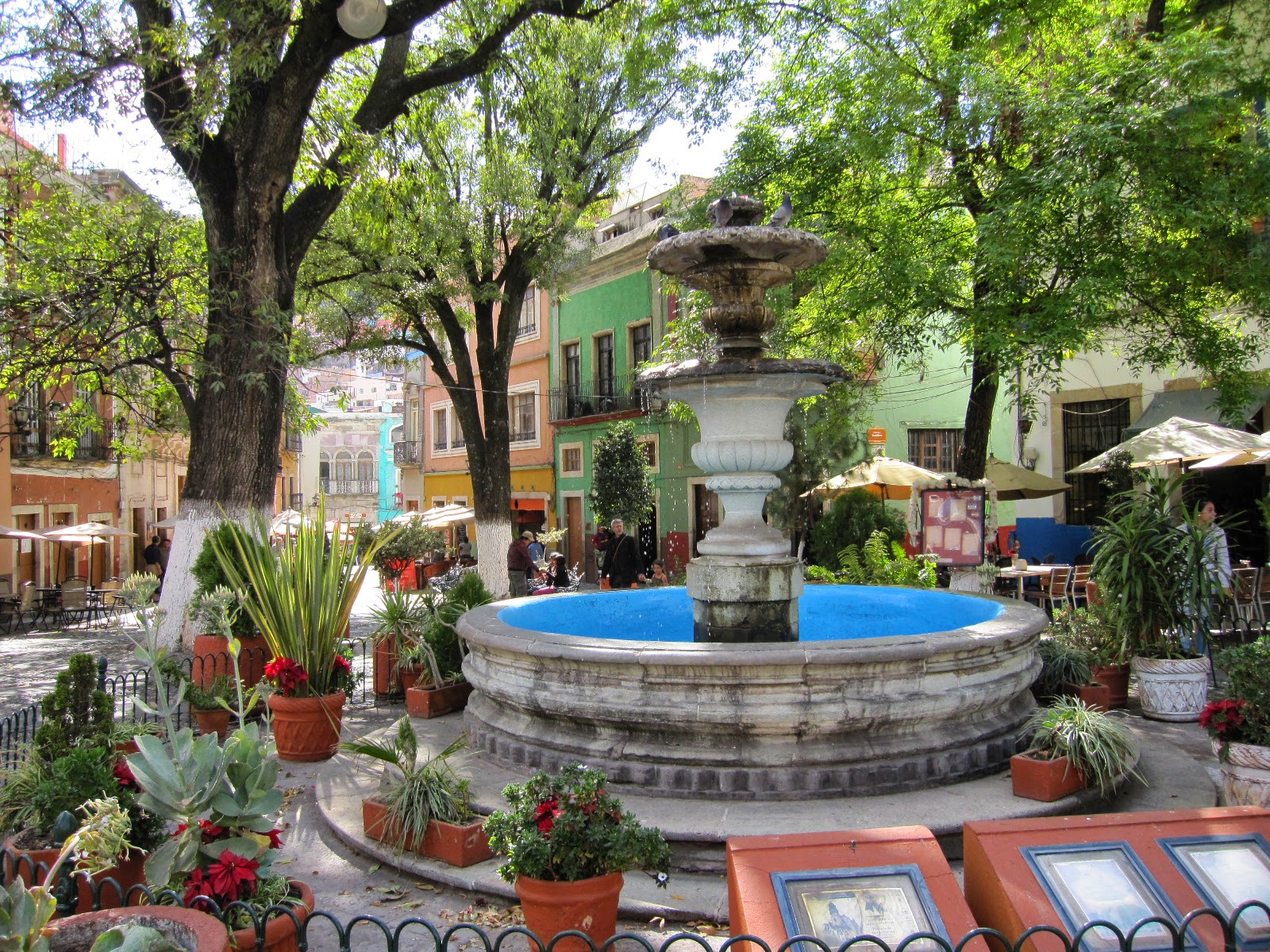 Lessons from Mexico Colorful Streets Lively Public Space Hoffy