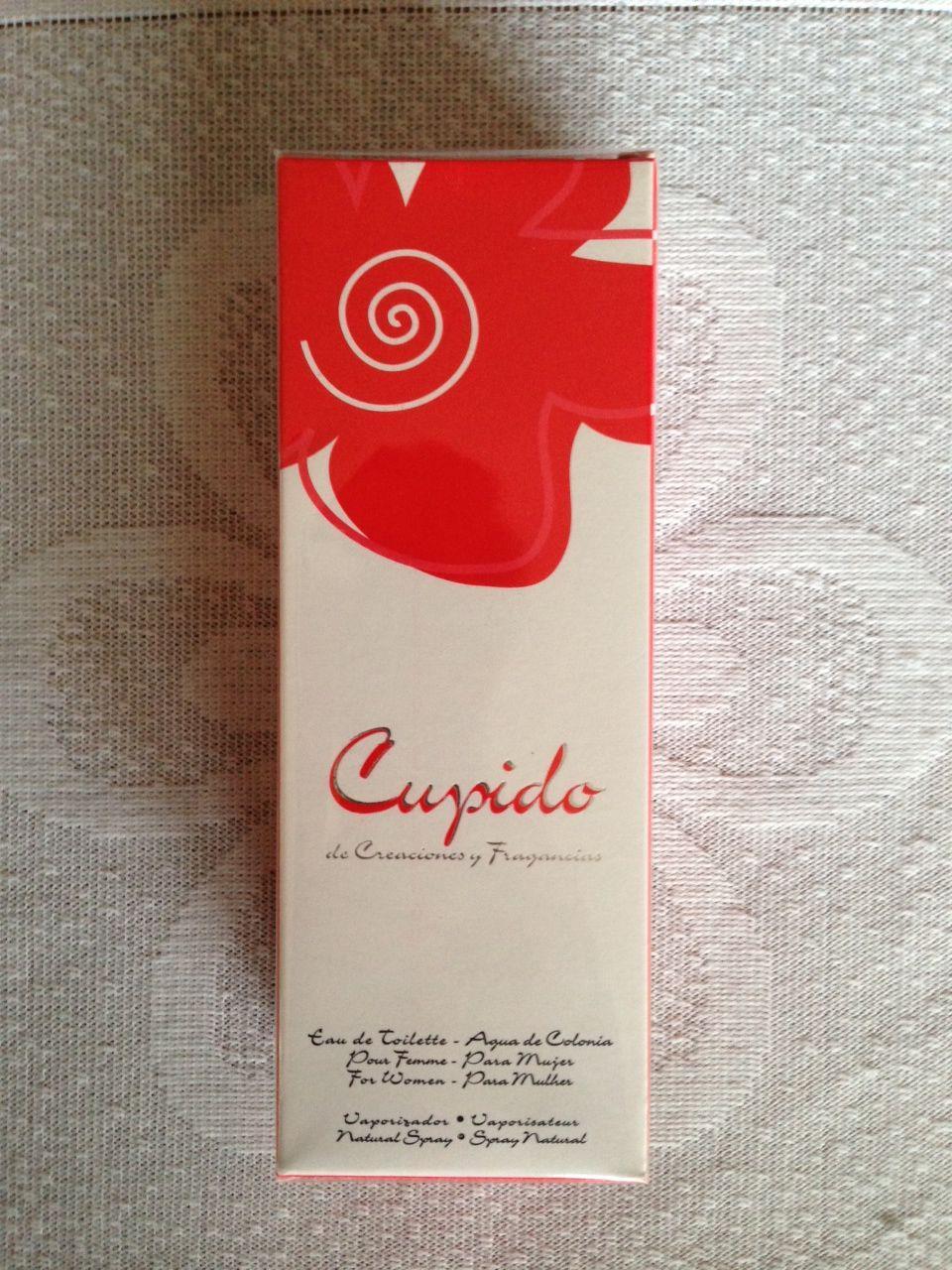 perfume cupido