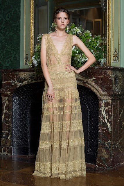Alberta Feretti Fall 2015 Couture
