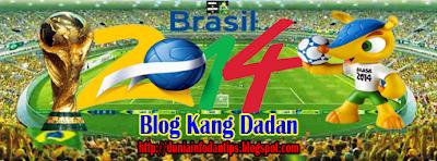 Update Hasil Skor Akhir Piala Dunia 2014