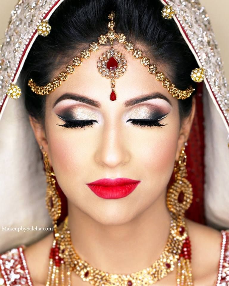Amazing Makeup Ideas by Saleha Abbasi!