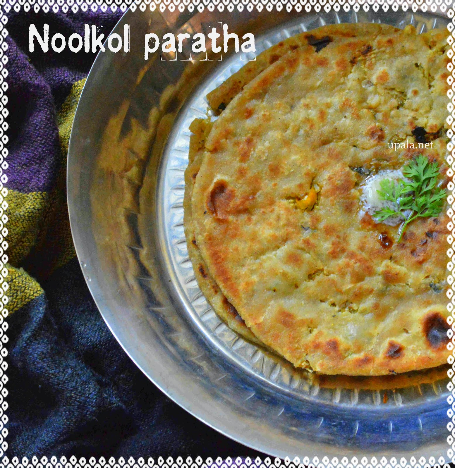 Noolkol Paratha