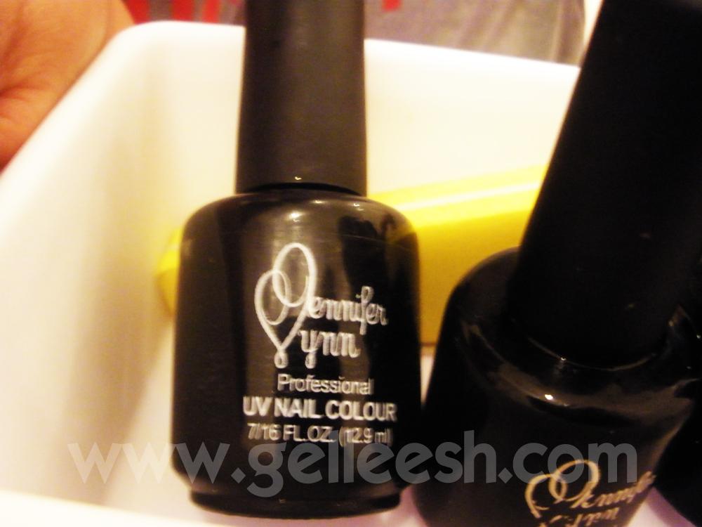 Gelleesh: The Jennifer Lynn Professional UV Nail Colour