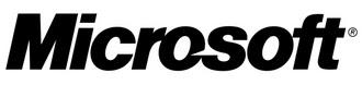 antigo logo da microsoft