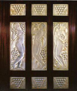 Rene Lalique, Pullman Coach 4146