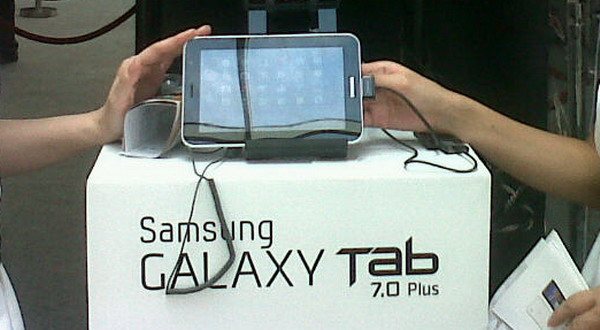 Samsung Galaxy Tab 7.0 Plus launched in Indonesia