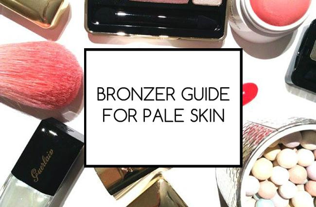 top 5 bronzers for pale skin lovemy makeup. Black Bedroom Furniture Sets. Home Design Ideas